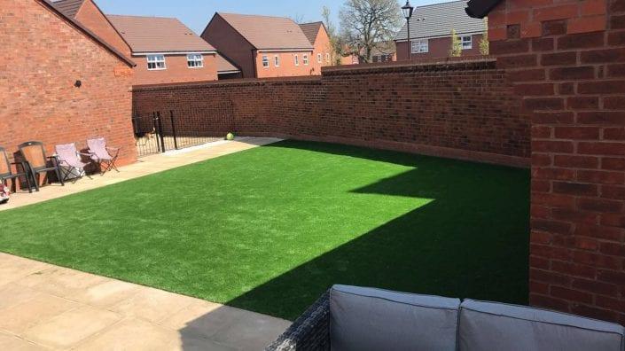 Dickens Heath installation by Consumer Grass